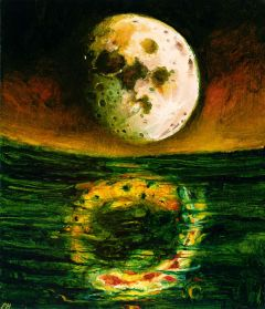 Peter Hudson - 'Moon Dance' - 35 x 30cm