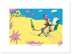 Dr Seuss - There's So So Much to Read - 28x41cm