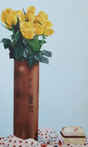 David Hayes - Welcome Home - 75x45cm