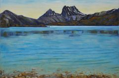 Jeff Makin - Cradle Mountain Tasmania - 122x183cm