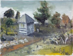Amanda Penrose Hart - The Meat House - 21x30cm