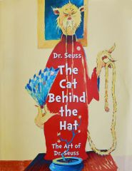 Dr Seuss - The Cat Behind the Hat: Art Book - 25x31cm - 320 Pages