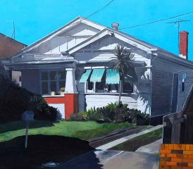 Margaret McIntosh - Dad Reckon's You Paid Too Much - 70x80cm