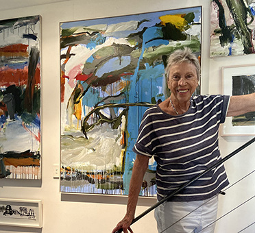 UPCOMING EXHIBITION | Ann Thomson 'Air and Space'