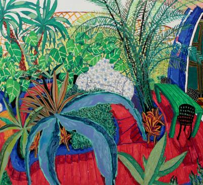 UPCOMING EXHIBITION | 'The Artist's Garden' Bernard Ollis