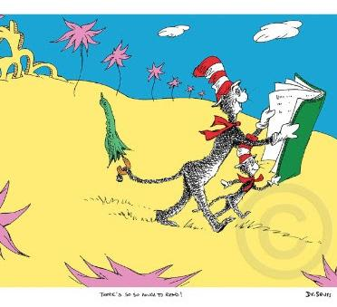 EXHIBITION | 'The Art of Dr Seuss'